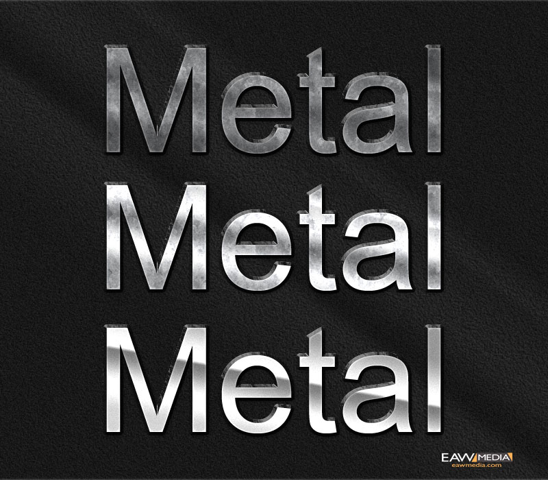 Metal layer styles 01